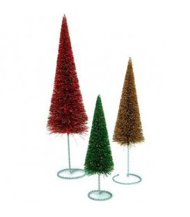Coco Christmas Tree 'High' - 21cm