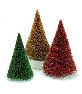 Coco Christmas Tree 'Low' - 25cm
