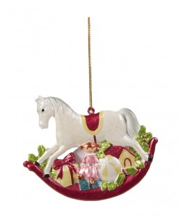 Rocking Horse Hangers 8cm Long