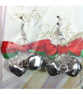 Earrings - Bells - 2 Designs & 3 Colours