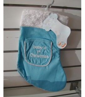 Stocking Baby's 1st Christmas