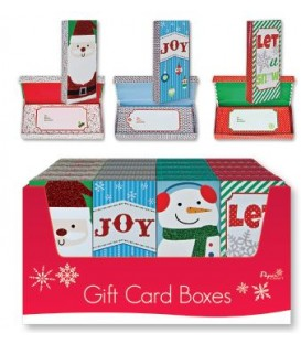 BOXES GIFT CARD ASSORTED