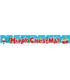 BANNER PARTY XMAS
