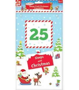 CALENDAR COUNTDOWN TO CHRISTMAS