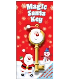 KEY MAGIC SANTA
