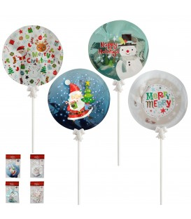 BALLOON SELF INFLAT PKT 2
